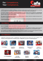 FAFS Fire & Security Overview